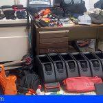 Detenido por más de 40 robos en vehículos en La Laguna