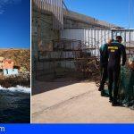Tenerife | La Guardia Civil retira del mar 20 nasas ilegales no autorizadas para particulares