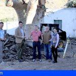 Santiago del Teide iniciará las obras de mejora de la calle La Hoya en El Valle de Arriba