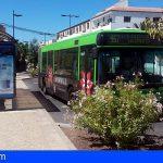 Tenerife mejorará en Arona y Granadilla la accesibilidad de 9 paradas de guaguas