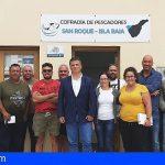 Parilla: «La pesca artesanal en Tenerife está en riesgo si no se crean Reservas Marinas»