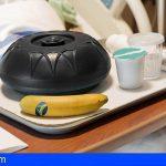 Plátano de Canarias gratuito en hospitales y residencias de mayores por todo el país