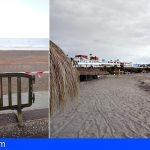 Adeje cierra las playas, paseos, zonas de baño y zonas públicas de ocio y esparcimiento
