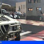 Adeje registra un centenar de actuaciones de la Policía Local por la alarma del COVID-19