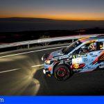 El Rallye de Adeje contará con 503 kilómetros, 170 de velocidad en 16 tramos, 8 a reconocer