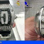 Tenerife | Pierde un reloj valorado en 200.000€ al pasar el filtro de seguridad en Los Rodeos