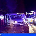 Fugas, persecución y 5 detenidos en Costa del Silencio y Valle San Lorenzo por intento de robo (Vídeo)