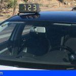 Taxistas del Sur de Tenerife se sienten desamparados ante la crisis por el COVID-19
