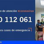 Stgo. del Teide coordina con Seguridad las medidas tras el Estado de Alarma