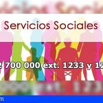 Servicios Sociales de San Miguel incorpora una nueva línea telefónica durante el estado de alarma