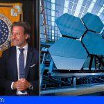Parlamento apoya la instalación del Telescopio de Treinta Metros en La Palma