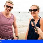 Turistas de vacaciones en Canarias animan a contrarrestar los bulos alarmistas