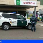 Una persona con Coronavirus huye de un centro hospitalario de Madrid y lo interceptan en Malaga