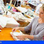 Tenerife contará con un certificado de profesionalidad de la industria textil