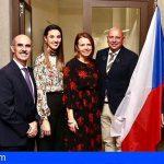 La sede consular de la República Checa ya está operativa en Adeje