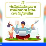 15 actividades para realizar en casa con tu familia