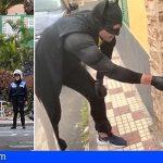 Tenerife | Aday Amorin, convertido en súper héroe solidario para animar a los más pequeños