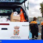 El voluntariado de San Miguel muestra, una vez más, su lado solidario