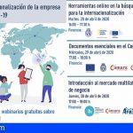 Tenerife inaugura una serie de webinarios sobre internacionalización en tiempos de COVID19