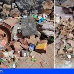 Los equipos de limpieza del Teide recuperan grandes cantidades de residuos