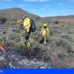 Tenerife inicia el 15 de abril la campaña de protección contra incendios forestales