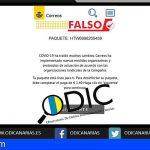 Cuidado con el falso mensaje de Correos que pide pagar 1,40 Euros por desinfectar tu paquete