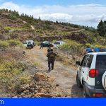 Dos cazadores furtivos fueron sorprendidos en Cruz de Tea realizando la actividad