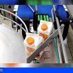 Tenerife organiza el reparto de 17 toneladas de yogur cedidas por Celgán
