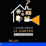 """Santiago del Teide lanza el Concurso de Cortometrajes """"Cine en Casa"""" 2020"""