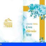 Santiago del Teide organiza el Concurso Virtual de Cruces Adornadas en Fachadas 2020