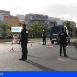 La Policía Local de Arona refuerza su presencia en las calles, previa a la desescalada de este fin de semana