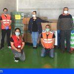 San Miguel agradece a Mercadona la donación de 4 toneladas de alimentos