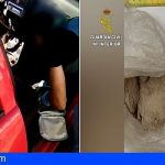 Tenerife | Sorprendido mientras portaba 106 gramos de heroína y 21 gramos de cocaína
