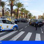 Policía de Arona | El transporte público, el medio más utilizado para el narcotráfico en cuarentena