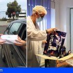 Pacientes de La Candelaria podrán recoger sus medicamentos sin bajarse del vehículo