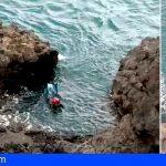 Tras huir de la Guardia Civil en Las Galletas y arrojarse al mar, se presentó al día siguiente en comisaría