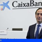 El beneficio de CaixaBank baja un 83,2%, tras la provisión extraordinaria de 400 millones por COVID-19