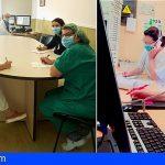 La Candelaria realiza 1000 seguimientos telefónicos a pacientes de Soporte y Cuidados Paliativos