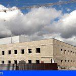 Las obras del Hospital del Sur han continuado durante el estado de alarma