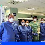 Investigadores del ITER y de La Candelaria aceleran el método de diagnóstico del Covid-19
