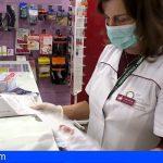 La Gomera distribuye mascarillas para los grupos de riesgo a través de las farmacias