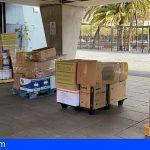 La Gomera dota de material preventivo a todos los centros sociosanitarios de la isla