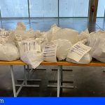 Centros de dependencia y servicios a domicilio de Tenerife recibirán 13.000 mascarillas y 26.000 guantes