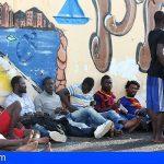 Llega una patera con 23 ocupantes a Los Abrigos, en 3 días han arribado 115 inmigrantes al Sur