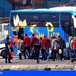Llega otra patera a Los Cristianos con 29 personas a bordo, van 121 arribados en menos de una semana