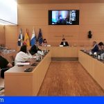 Pedro Martín presenta a los ayuntamientos un plan de choque de 148 millones del Cabildo