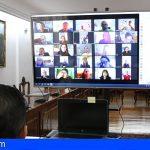 Arona aprueba la Relación de Puestos de Trabajo y refuerza su estructura municipal