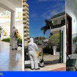 La Residencia de Los Cristianos recibe las primeras viseras protectoras hechas con impresoras 3D