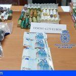 Pillado «in fraganti» tras sustraer 4.270€ de una entidad bancaria en Arona