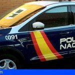 Un hombre y una mujer detenidos en Las Palmas por robo con violencia a unos repartidores